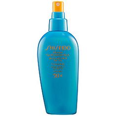 Sephora: Shiseido : Ultimate Sun Protection Spray Broad Spectrum SPF 50+ For Face/Body : sunblock