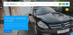 Here in this listing, you can find best Car Motorcycle WordPress Themes 2016 for the beauty of your dealership website. Cl 500, Mercedes Car, S Class, Wordpress Theme, Cars Motorcycles, Abs, Vehicles, Crunches