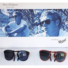 e0484ad441 Steve McQueen Persol Sunglasses