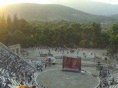 Epidaurus, Pluto by Arostophane