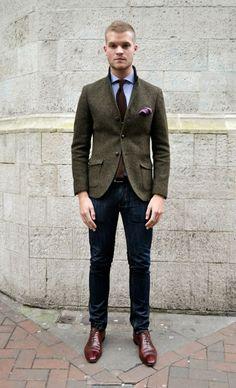 Ma tenue préférée. J'adore ce style qui se rapporte plus au smart casual (Travail).