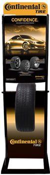 tire display   SmartCurve Tire Display with Header