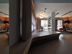 Taiwan Apartment Interiors and Space Saving Design Ideas | Ideas | PaperToStone