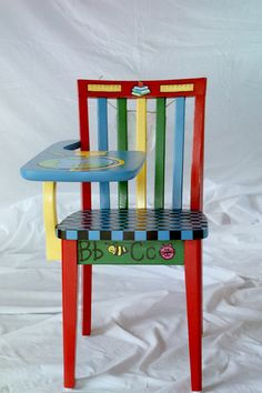 Image detail for -Kid Furniture hand Painted Furniture Custom Children Furniture Hand ...