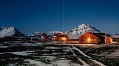 Koldewey Station, NY-Alesund, Spitsbergen 2011. Photo: Kevin Cooley
