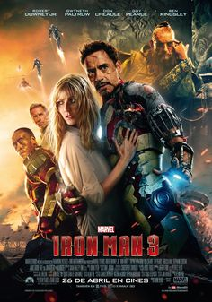 Iron Man 3 Movie Poster ( of Poster Marvel, Marvel Movie Posters, Superhero Poster, Superhero Movies, Marvel Avengers, Avengers Film, Iron Man 3 Poster, Poster S, Movie Poster Template