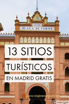 Excellent places to travel tips are readily available on our web pages. Madrid Tours, Madrid Travel, Madrid Guide, Gaudi, Best Hotels In Madrid, Travel Around The World, Around The Worlds, Places To Travel, Places To Go