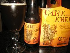 Illinois- Two Brothers Cane and Ebel Red Rye Ale