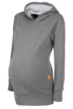Stillmode - Umstandssweatshirt/Stillensweatshirt KARRATHA DARK - ein Designerstück von Cangaroo bei DaWanda
