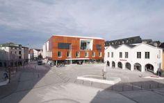 Bad Aibling City Hall by Behnisch Architekt