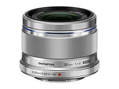 OLYMPUS 単焦点レンズ M.ZUIKO DIGITAL 25mm F1.8 SLV オリンパス https://www.amazon.co.jp/dp/B00HWRHEA8/ref=cm_sw_r_pi_dp_x_GM5WybR22CB9J