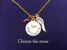 Carstairs Necklace Choose your favorite Carstairs by TheAdored