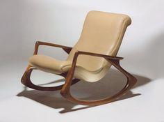 Contour Rocking Chair - Vladimir Kagan