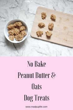 Purina Dog Food No Bake Peanut Butter and Oats Dog Treats.Purina Dog Food No Bake Peanut Butter and Oats Dog Treats Diy Dog Treats, Dog Treat Recipes, Dog Food Recipes, Can Dogs Eat Corn, Cooker Dog, Big Dog Toys, Purina Dog Food, Small Dog House, Tiny Dog Breeds