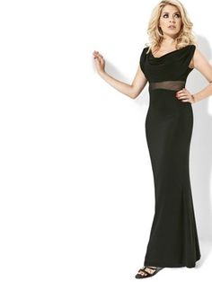 Cowl Neck Maxi Dress, http://www.very.co.uk/holly-willoughby-cowl-neck-maxi-dress/1301822673.prd