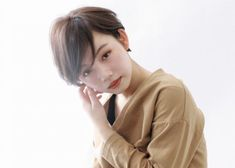kimuramitsuo omote hphair 20180214 | HAIR CATALOG/ヘアカタログ | BEAUTRIUM/ビュートリアム Hair Journey, Pixie Haircut, Hair Designs, Bangs, Short Hair Styles, Hair Cuts, Hairstyle, Hair, Fried Hair
