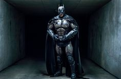 Stunning Batman Cosplay Inspired By ARKHAM ORIGINS