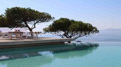 Villa Luce Mykonos Town, Villa, Pools, Greece, Outdoor Decor, Home, Greece Country, Ad Home, Homes