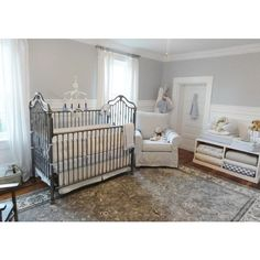 Baby Rooms/Nurseries ❤ liked on Polyvore featuring house
