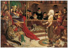 Abinadi and King Noah * Mosiah 11-18