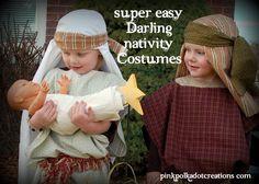 Nativity Costumes!