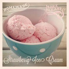 Breezy Designs: Homemade Ice Cream!