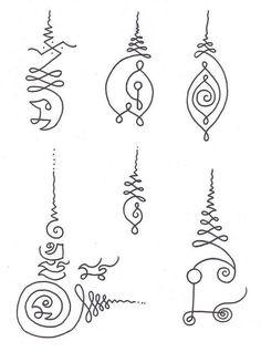 Symboles SAK YANT