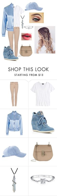 """No. 365 Got7-Fly"" by goth-kpop-lover ❤ liked on Polyvore featuring Loro Piana, Topshop, Ash, Chloé and Bling Jewelry"