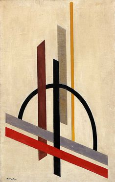 Moholy-Nagy: Praised for bringing a more modern approach into American design and  promoting a unification between art and technology in Bauhaus.