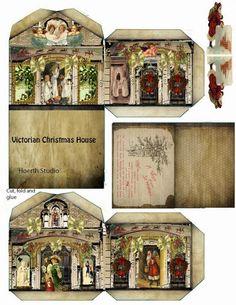 NAVIDAD -Ilustraciones-Etiquetas 2