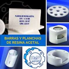 Barras y Planchas de Resina Acetal, Ertalyte, Delrin, Lima, Perú