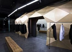 Lurdes Bergada Flagship Store - Barcelona - The Cool Hunter - The Cool Hunter