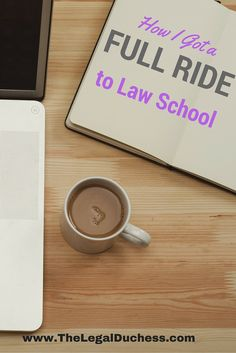 The Legal Duchess on How to Get a Full Ride to Law School