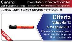 PRODOTTI DELLA SETTIMANA! In offerta dal 18 al 23 Aprile - Consegna in tutta Italia! Per vedere i prezzi clicca qui: http://shop.distribuzionecartoleria.biz/specials.html