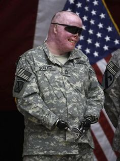 """Let us NEVER forget...Freedom isn't free. To this Warrior -- AND ALL others -- I say """"THANK YOU.""""  --HOOAH!"""