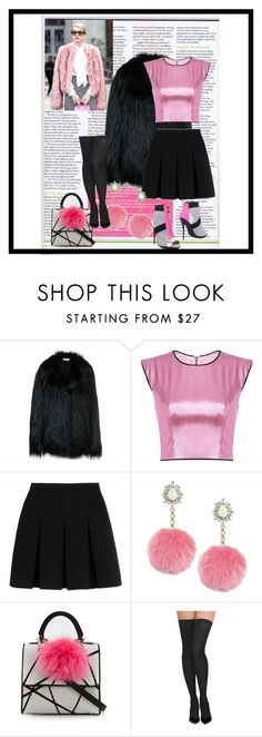"""""""Untitled #725"""" by haya-kamel1 ❤ liked on Polyvore featuring STELLA McCARTNEY, Alexander Wang, Les Petits Joueurs, Commando and gx by Gwen Stefani"""