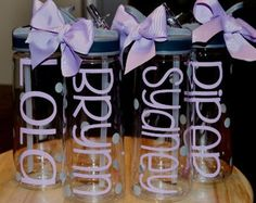 Christmas Gift, Personalized Gift, Children Tumbler, Kids Tumbler, Family Gift by paolabrownshop. Explore more products on http://paolabrownshop.etsy.com