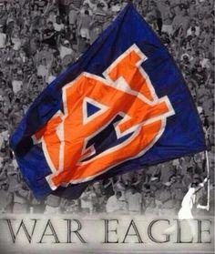War Eagle always. Football War, Auburn Football, College Football Teams, Auburn Tigers, Football Season, Auburn Game, Football Food, Clemson, Tiger Love