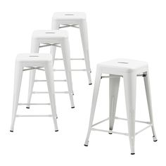 4 Bar Stools 95.70 total 3 days Prime shipping