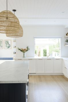 Real reno: Navy stars in boathouse inspired family home - The Interiors Addict