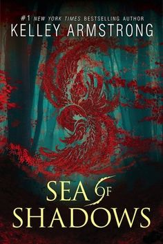 Kelley's new book for a new YA fantasy trilogy. Read my review for Sea of Shadows.