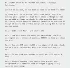 bill gates 11 rules of life - Google-haku