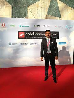 Gran jornada hoy en #AndalucíaManagerment. Día de aprender con grandes ponentes, día de grandes encuentros. @centroplazamarbella #Directivos #Networking #Directivos #Andalucía #Málaga #Marbella  @ Palacio de Ferias y Congresos de Málaga - Fycma