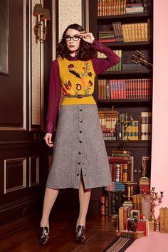 Guarda la sfilata di moda Alice + Olivia a New York e scopri la collezione di…