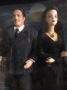 Barbie Ken as Morticia Gomez Gift Set 27276 The Addams Family | eBay
