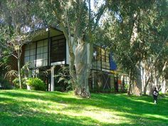 Case Study House #8, Eames House, by Charles and Ray Eames