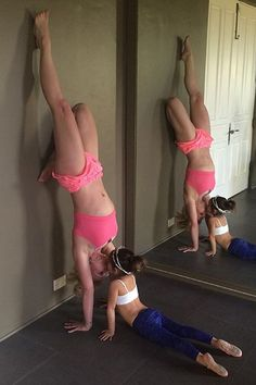 Britney Spears's Instagram Post Will Make You Want to Master Your Handstand