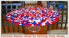 DIY Patriotic Crafts and Decorations for of July or Memorial Day Patriotic Crafts, July Crafts, Holiday Crafts, Cheap Holiday, Holiday Ideas, Patriotic Desserts, 4th Of July Party, Fourth Of July, Toddler Crafts