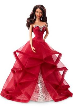 2015 Holiday Barbie™ Doll – African American | The Barbie Collection