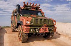 Exército Brasileiro concluí processo para obtenção de viaturas leves 4×4